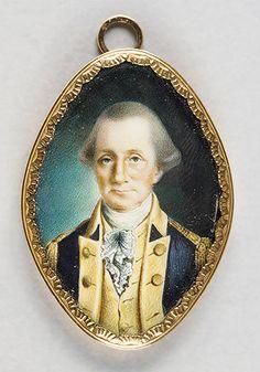 John Ramage: George Washington (24.109.93) | Heilbrunn Timeline of Art History | The Metropolitan Museum of Art