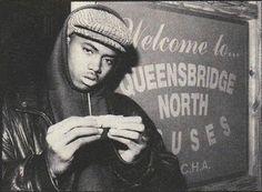 Nasが『イルマティック』発売20周年記念で、Q-Tip x The Roots とテレビに生出演 – コーチェラでは Jay Z x Diddy と共演