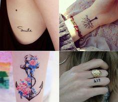 Inspiração: tatuagens criativas