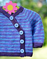 Ravelry: Gift Wrap Sweater pattern by Carina Spencer