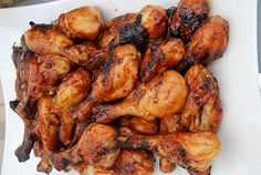 Smoked Chicken legs and thighs.perfect when you can find the big bag of chicken on sale (smoked meat appetizers) Cooking On The Grill, Easy Cooking, Smoker Cooking, Weber Recipes, Vegetable Recipes, Chicken Recipes, Sour Cream Chicken, Meat Appetizers, Smoking Recipes