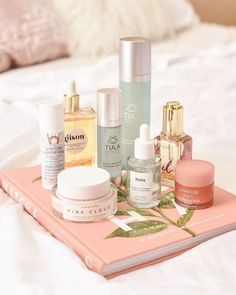 via - Diy Skin Care Beauty Care, Beauty Skin, Beauty Makeup, Beauty Hacks, Cosmetic Packaging, Beauty Packaging, Diy Skin Care, Skin Care Tips, Too Faced