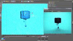 Create Melting Objects in Cinema 4D, Cinema 4D Tutorials, C4D Tutorials, Cinema 4D Tutorial, C4D Tutorial, C4D, C4D tuts,…