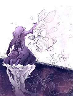 Alice & Intention of the Abyss(Will of the Abyss) - Pandora Hearts,Anime