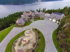 Family Mansion Executive Estate With Stunning Views of the Water - House For Sale by Owner - Victoria BC - Snap Up Real Estate