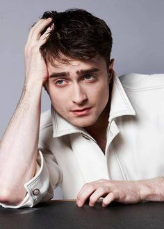 Exclusive Unseen Pic from Photoshoot by 'KAI Z FENG' For 'Out  magazine' #DanielRadcliffe