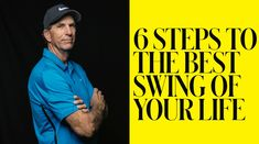 Zach Johnson's coach reveals the 6 steps to a Tour-level golf swing - Golf Golf Aids, Golf Backswing, Golf Chipping, Chipping Tips, Golf Images, Volleyball Tips, Golf Putting Tips, Golf Training, Training Tips