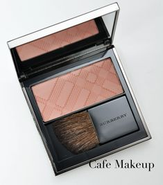 Burberry Light Glow Blush in Tangerine--my next blush purchase for sure! Cafe Makeup, Burberry Makeup, Beauty Makeup, Mac, Skincare, Glow, Blush, Make Up, Skincare Routine