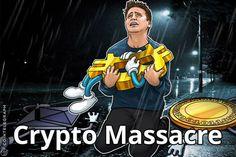 Crypto Massacre: Proč Bitcoin, Altcoin Ceny Najednou Odmítnuto