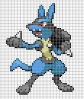 Lucario by Hama-Girl