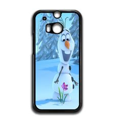Olaf Frozen HTC One M8 Case