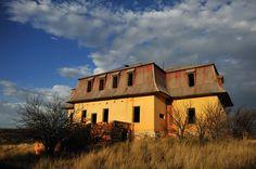 Liebig Ghost House - Neu-Heusis Windhoek, Namibia