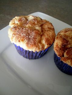 The Busty Baker: Snickerdoodle Muffins