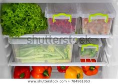 Refrigerator full of food Food Storage Boxes, Refrigerator, Photo Editing, Stock Photos, Editing Photos, Photo Manipulation, Refrigerators, Image Editing, Photography Editing