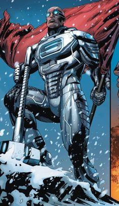 Top Black DC Superheroes
