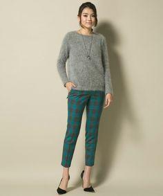 商品詳細 - Angora Shaggy ニット / ICB(アイシービー) オンワードグループ公式ファッション通販サイト ONWARD