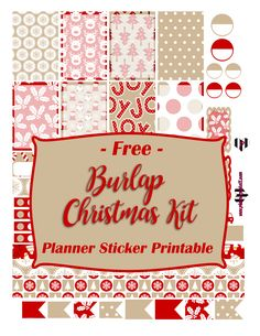 Hey !! So like I said in an earlier post I went Christmas Clipart Crazy! So here's another Christmas themed free printable. This is the...