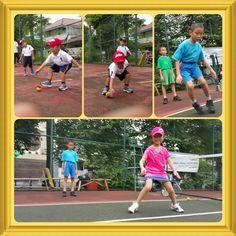 Kiddo tennis