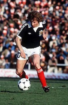 Asa Hartford Scotland 1978
