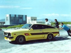 Datsun B210 aka Datsun 160Z