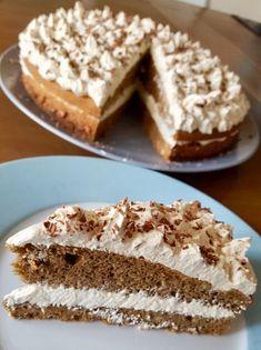 Pin by Marja Leasa on Koolhydraatarm gebak en toetjes Healthy Cake, Healthy Baking, Healthy Desserts, Low Carb Recipes, Baking Recipes, Cheesecake Recipes, Dessert Recipes, Low Carb Sweets, Cream Recipes