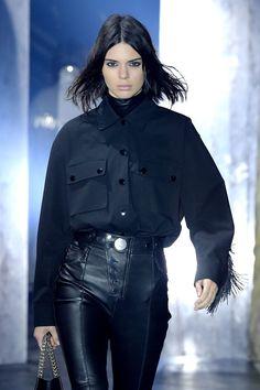 Kendall Jenner  #KendallJenner Alexander Wang Fashion Show during NYFW 12/02/2017 Celebstills K Kendall Jenner