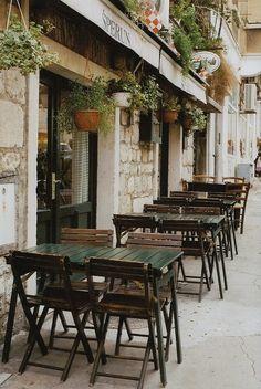 Soft surroundings; circles of gradation encounters   Restoran Šperun Šperun ulica 3, 21000, Split, Croatia