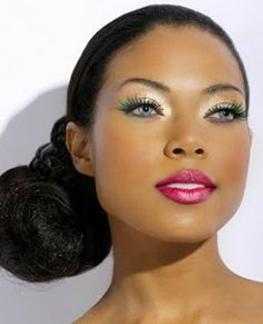 Fierce and Fabulous with Val!: SPRING/SUMMER MAKEUP!