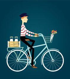 Feliz día en bici