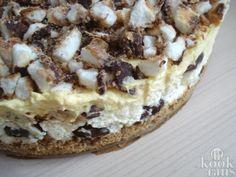 Tijd om jezelf te verwennen met deze heerlijke bokkenpootjes-taart!