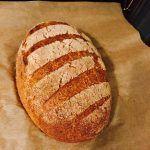 Kartoffelfaser-Brot mit Quark glutenfrei hefefrei