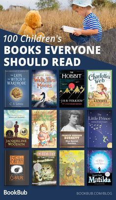 This is ultimate list of 100 classic children's books that everyone should read — adults and kids alike! From traditional classics to contemporary masterpieces. I Love Books, Great Books, Books To Read, My Books, Teen Books, Teen Fiction Books, 100 Best Books, Best Books Of All Time, Book Club Books