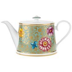 Villeroy & Boch Aureus Teapot 40 1/2 oz-20