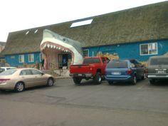 Sharky's, Ocean Shores, Washington