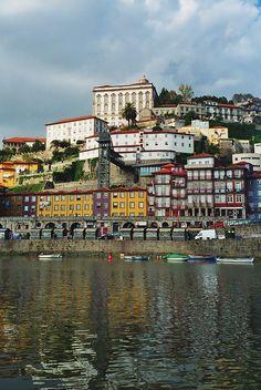 Porto em Outubro de 1999 www.webook.pt #webookporto #porto #vintage