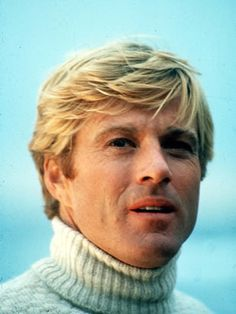 Robert Redford-invented sexiest man alive