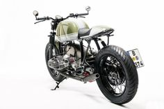 BMW R80 monolever Cafe Racer by Urban Motor #motorcycles #caferacer #motos | caferacerpasion.com