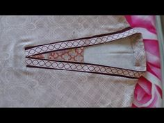 how to make perfect overlap placket in easy method /gala patti make at home Churidhar Neck Designs, Neck Designs For Suits, Neckline Designs, Dress Neck Designs, Hand Designs, Sleeve Designs, Henna Tattoo Designs Simple, Finger Henna Designs, Stylish Tops For Girls