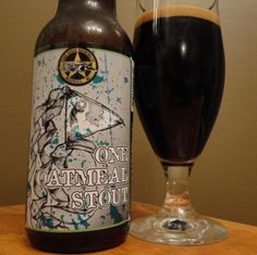One Oatmeal Stout (Dark Horse Brewing Company)