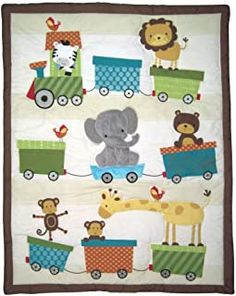 Amazon.com : crib bedding sets for boys
