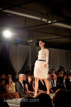 Jeffrey Fashion Cares Atlanta 2011 - look by Jason Wu