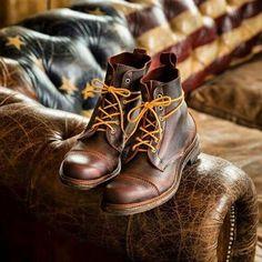 Allen Edmonds Men's 6 Inch Normandy Boots , $350  #menboots #allenedmonds