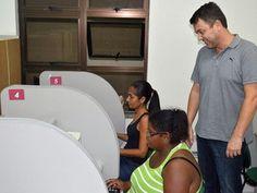 Curso de informática em Visconde do Rio Branco está com inscrição aberta