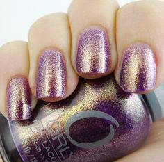 Orly: Oui. I got this one time on a pedicure and LOVED it didn't know the name BUT now I do!!