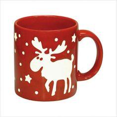 Red Waechtersbach coffee mugs!!!