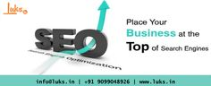 Through effective #onlinemarketing strategies & our expert #seoservices, we can help turn your website into your #business, most powerful lead generator. Our #SEO services are designed to take you from start to finish. We'll work with you to create a #strategy that makes sense, help you understand who your competitors are, and show you which #keywords are most important to target to achieve #success. connect Luks.in at +91 90990 48926 / 98250 16561 & give your business a huge boost…