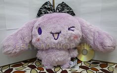 Sanrio Japan Cinnamoroll Plush Nuovo Peluche XXL Ribbon Fuluffy Limited Purple | eBay