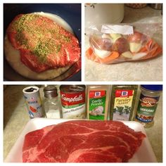 Crock Pot Recipe Pot Roast #crock #pot #recipes