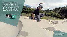 Gabriel Sampaio 120Frames - Tuck Knee