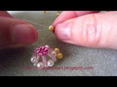 How to make a Cupcake with Beads TUTORIAL youtube excellent instructions